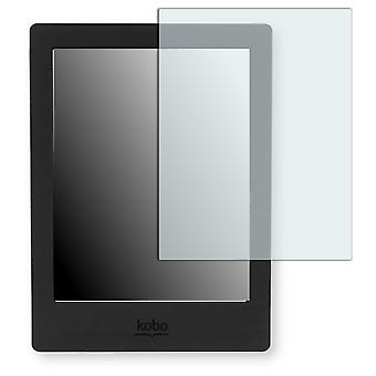 Kobo aura H2O screen protector - Golebo crystal clear protection film