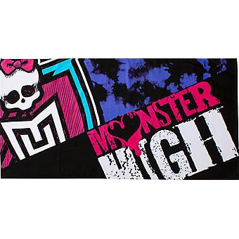 Monster High Towel bath towel 140 * 70 cm