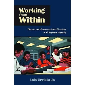 Working from within - Chicana and Chicano Activist Educators in Whites