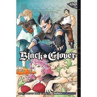 Black Clover - Vol. 7 by Yuki Tabata - 9781421594323 Book