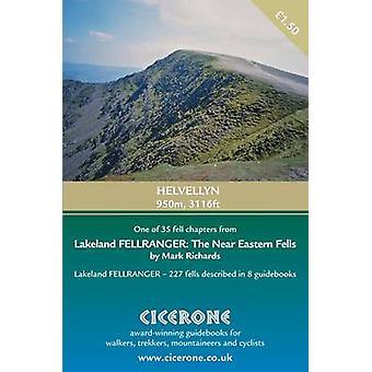 Helvellyn by Mark Richards - 9781852847623 Book