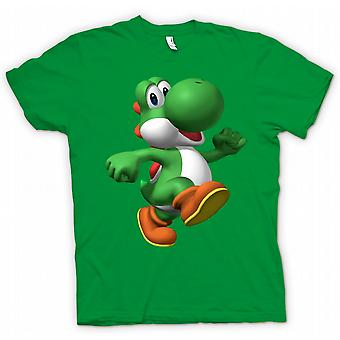 Kids T-shirt - I Love Yoshi - Gamer