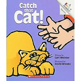 Catch That Cat! (Rookie Readers: Level A)