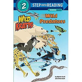 Luonnonvaraisilta saalistajalajeilta: Wild Kratts (vaihe osaksi käsittelyssä)