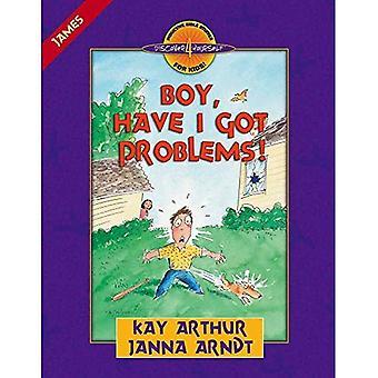 Junge, habe Probleme ich (4 selbst entdecken induktiver Bibelstudien für Kinder)
