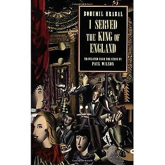 I Served the King of England (New Directions Classics)