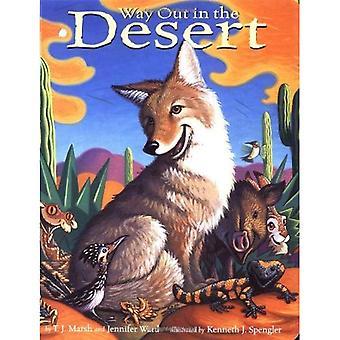 Uitweg in de woestijn