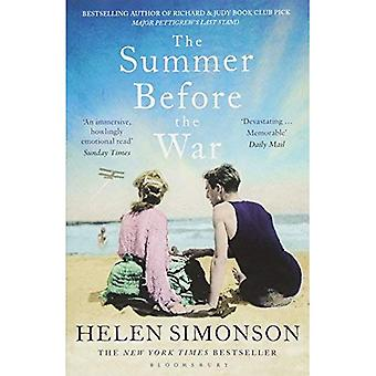 The Summer Before the War