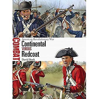 Kontinentala vs Redcoat - amerikanska revolutionskriget (kampen mot 9)