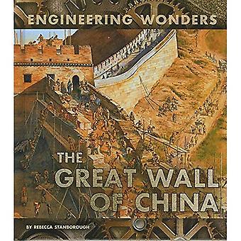 De grote muur van China (Engineering wonderen)