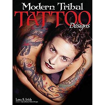 Moderne Tribal Tattoo Designs