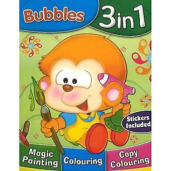 Bubbles 3 in 1