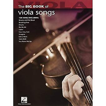 The Big Book of Viola Songs (Big Book (Hal Leonard))