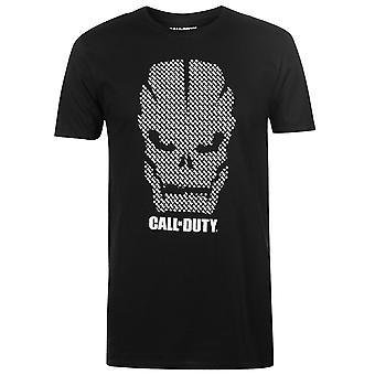 Officiella Mens Call Of Duty T Shirt