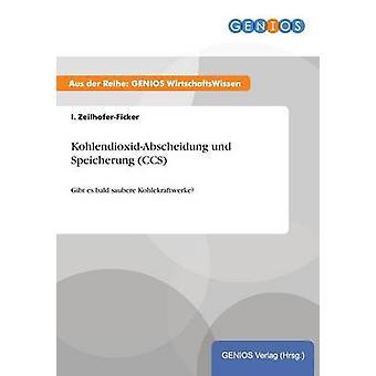 KohlendioxidAbscheidung und Speicherung CCS por ZeilhoferFicker & I.