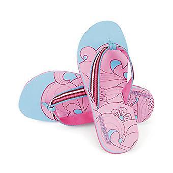 Urban strand piger peber Flip Flops (størrelser spædbarn 10 - Childs 2)