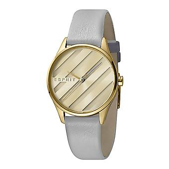 Esprit ES1L029L0025 E.ASY Gold Champagne Women's Watch