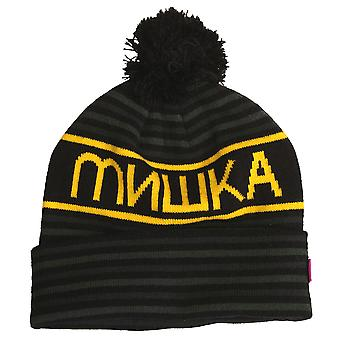 Mishka Heatseeker pom beanie cappello verde
