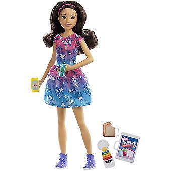 Барби FHY89 шкипер няни инк Куклы и аксессуары,