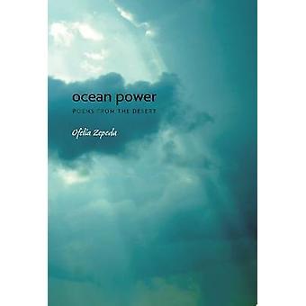 Ocean Power by Zepeda - 9780816515417 Book