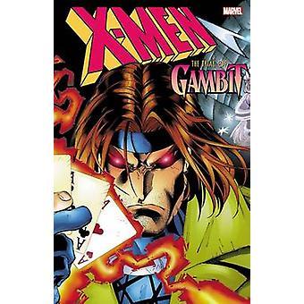 X-Men - The Trial of Gambit by Scott Lobdell - Joe Madureira - Steven