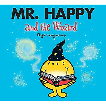 Mr. Happy and the Wizard - 9781405290425 Book