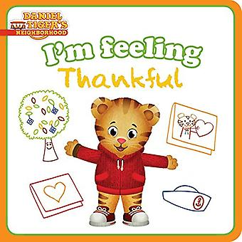 I'm Feeling Thankful by Natalie Shaw - 9781481480093 Book