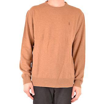 Ralph Lauren beige lana suéter
