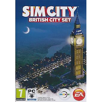Simcity 2013 London British City Set Download Code No Disk PC Game (Code in Box)