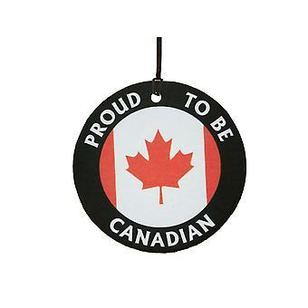 Orgoglioso di essere canadese auto deodorante