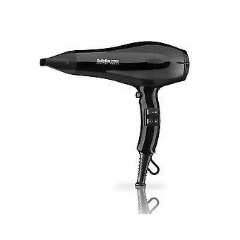 BaByliss Pro BAB669BU Black Magic Continuous Salon verwenden Kompakter Haartrockner 2000W