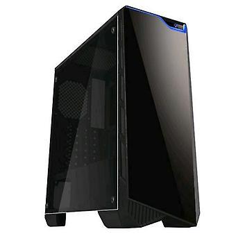 Itek nooxes x10 cabinet gaming midi-tower atx/micro-atx/mini-atx black