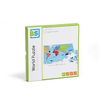 Buiten Speel Welt-Puzzle (Babys und Kinder , Spielzeuge , Brettspiele)