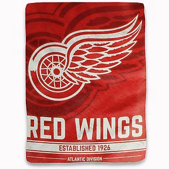 Northwest NHL Detroit Red Wings Micro Plush Blanket 150x115cm