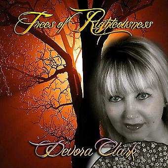 Devora Clark - Trees of Righteousness [CD] USA import
