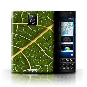 STUFF4 Case/Cover for Blackberry Passport/Green Leaf/British Countryside