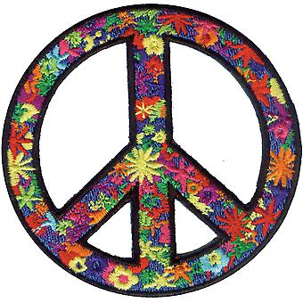 C&D Visionary Patches Flower Peace P2 3629