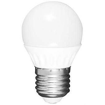 LED E27 Globe 5.5 W = 33 W Warm white (Ø x L) 45 mm x 75 mm EEC: A+ Müller Licht dimmable 1 pc(s)