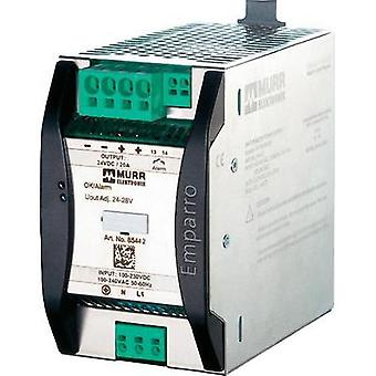 Murr Elektronik 85442 DIN Rail Power Supply , 1-Phase