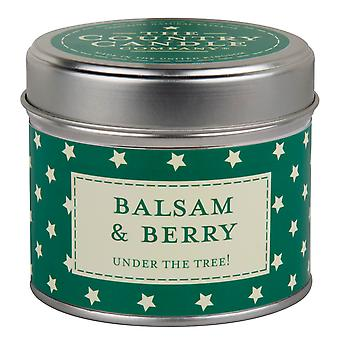 Superstars Collection Candle in a Tin - Balsam & Berry