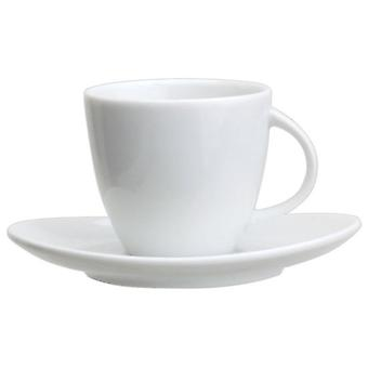 Avet 120 Ml Cup With Plate Set 6