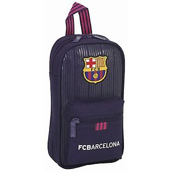 F.C. Barcelona Plummer Backpack Filled With 4 Portatodo