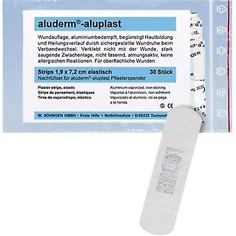 Söhngen 1009911 Refilling set aluderm® aluplast Dressings for band- aid dispencer