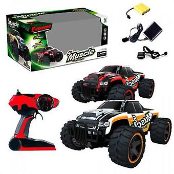 Tachan Nar Muscle Car Monster Radio Control Battery and Charger