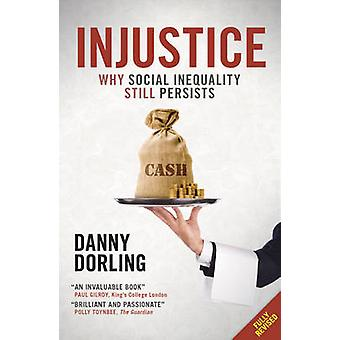 Injustice by Danny Dorling