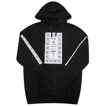 Crooks & Castles Native C's Pullover Hoodie Black