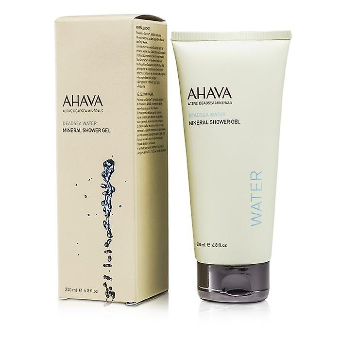 Ahava Deadsea Water Mineral Shower Gel 200ml/6.8oz