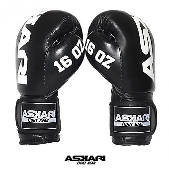 Askari boxing gloves Pro series