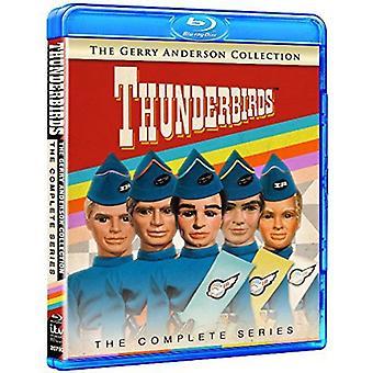 Thunderbirds: Importer des USA série complète [BLU-RAY]