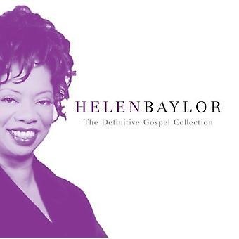 Helen Baylor - Definitive Gospel Collection [CD] USA import